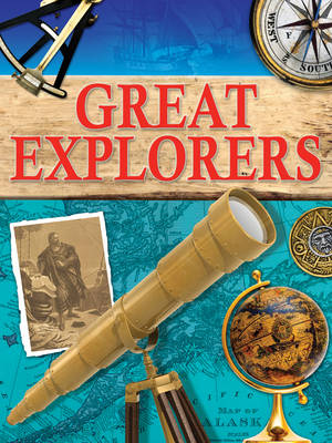 Great Explorers (Paperback)