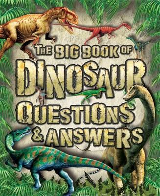 The Big Book of Dinosaur Q&A (Paperback)