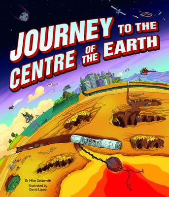 Journey to the Centre of the Earth (Hardback)