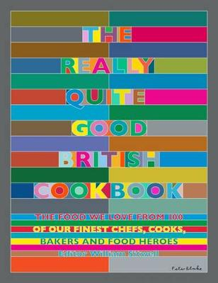 The Really Quite Good British Cookbook (Hardback)