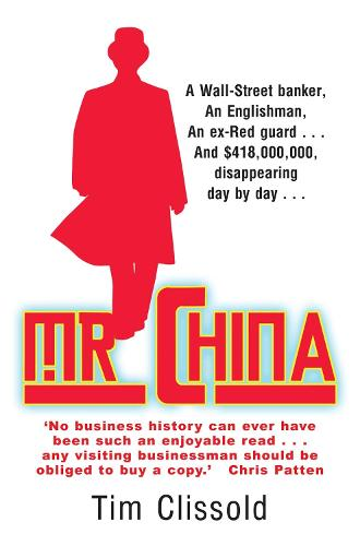 Mr. China (Paperback)