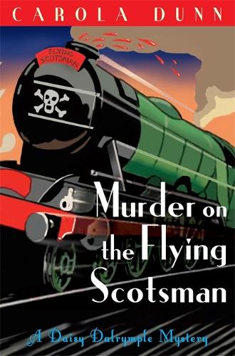 Murder on the Flying Scotsman - Daisy Dalrymple (Paperback)