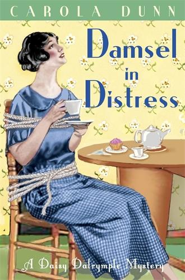 Damsel in Distress - Daisy Dalrymple (Paperback)