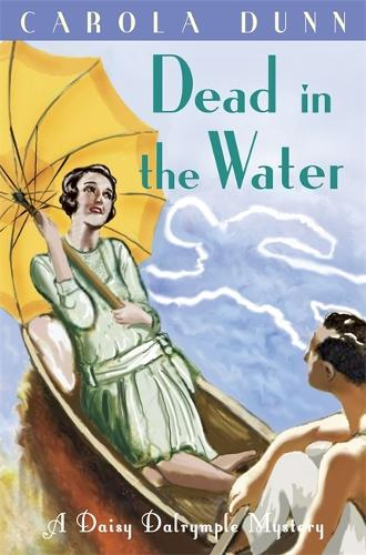 Dead in the Water - Daisy Dalrymple (Paperback)