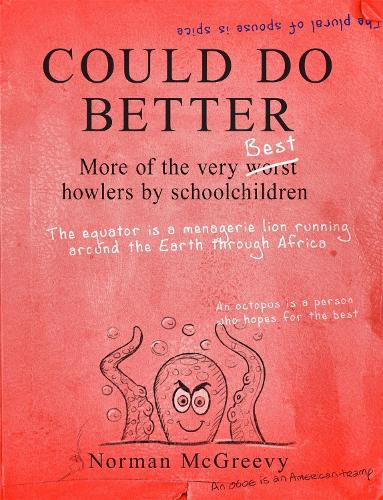 Could Do Better (Paperback)
