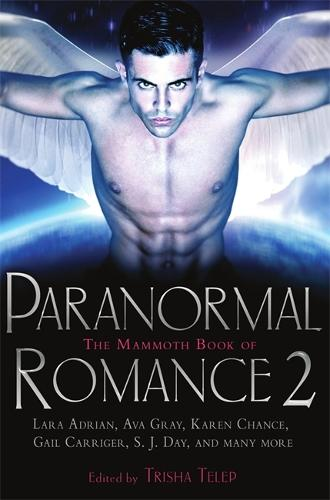 The Mammoth Book of Paranormal Romance 2 - Mammoth Books (Paperback)