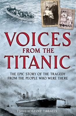 Voices from the Titanic - Brief Histories (Paperback)