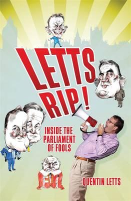 Letts Rip! (Hardback)