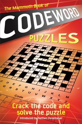 The Mammoth Book of Codeword Puzzles - Mammoth Books (Paperback)