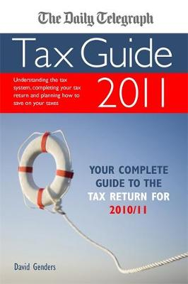 The Daily Telegraph Tax Guide 2011 (Paperback)