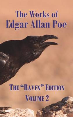 The Works of Edgar Allan Poe - Volume 2 (Hardback)