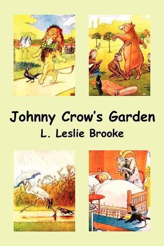 Johnny Crow's Garden (Paperback)