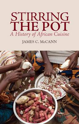 Stirring the Pot: A History of African Cuisine (Hardback)