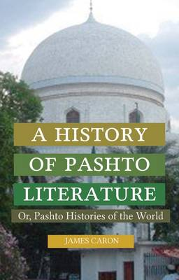 A History of Pashto Literature: Or, Pashto Histories of the World (Hardback)