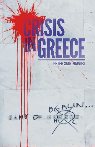 Crisis in Greece (Paperback)