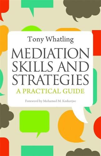 Mediation Skills and Strategies: A Practical Guide (Paperback)