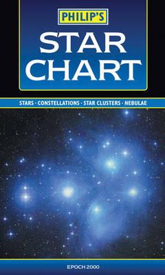 Philip's Star Chart (Hardback)