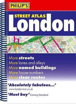 Philip's Street Atlas London: Mini Paperback Edition - Philip's Street Atlas (Paperback)