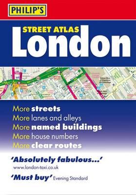 Philip's Street Atlas London (Paperback)