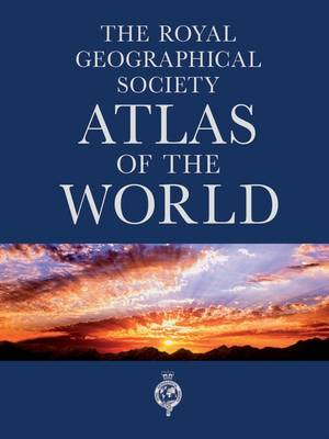 Philip's the Royal Geographical Society Atlas of the World (Hardback)