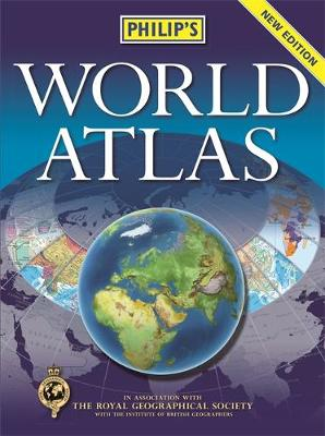 Philip's World Atlas: Paperback (Paperback)