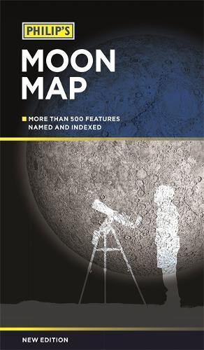 Philip's Moon Map (Paperback)