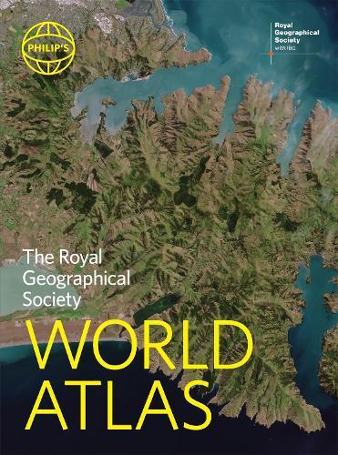 Philip's RGS World Atlas: (10th Edition paperback) - Philip's World Atlas (Paperback)