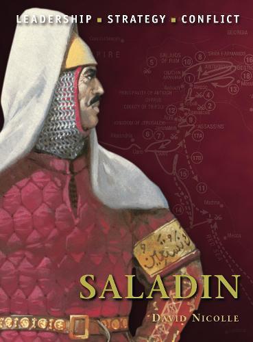 Saladin - Command (Paperback)