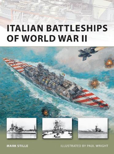 Italian Battleships of World War II - New Vanguard (Paperback)
