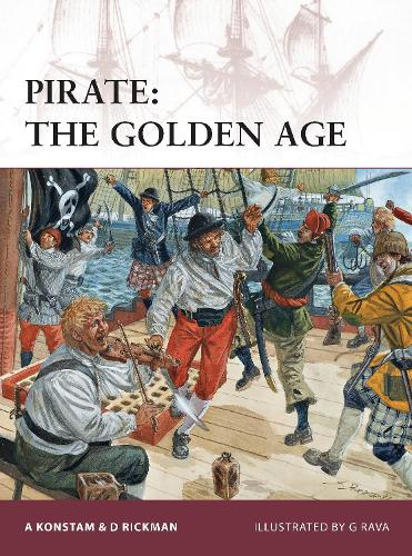 Pirate: The Golden Age - Warrior 158 (Paperback)