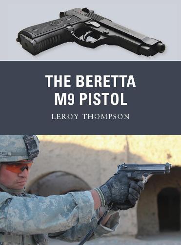 The Beretta M9 Pistol - Weapon (Paperback)
