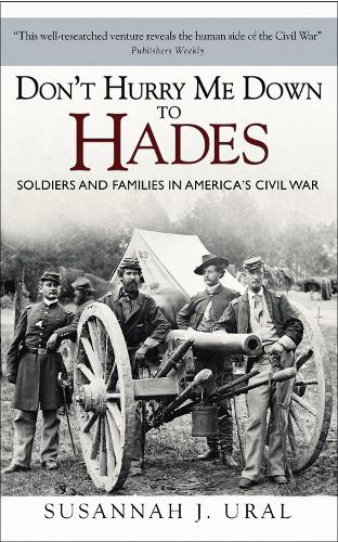 Don't Hurry Me Down to Hades: The Civil War in the Words of Those Who Lived It (Hardback)