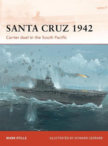 Santa Cruz 1942: Carrier duel in the South Pacific - Campaign (Paperback)