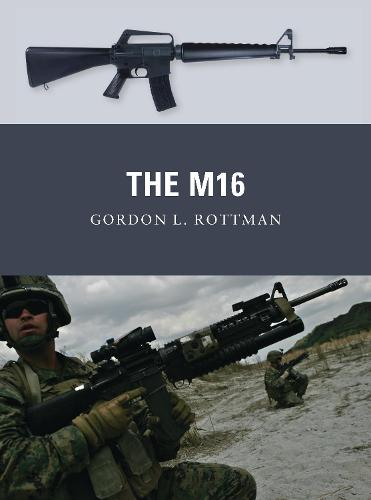 The M16 - Weapon 14 (Paperback)