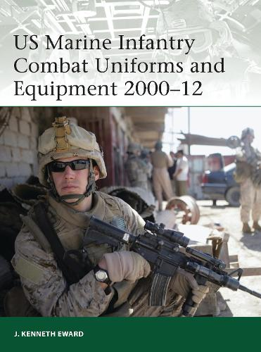 US Marine Infantry Combat Uniforms and Equipment 2000-12 - Elite 190 (Paperback)