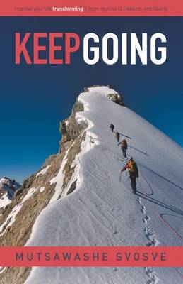 Keep Going (Paperback)