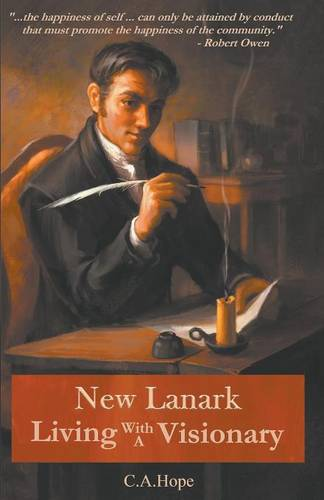 New Lanark Living with a Visionary (Paperback)