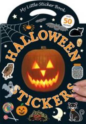 My Little Sticker Book: Halloween (Paperback)