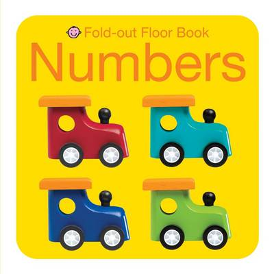 Numbers - Fold-out Floor Books (Board book)