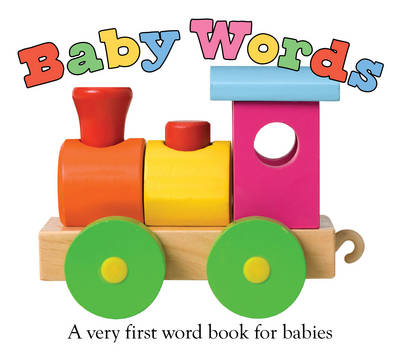 Baby Words - Baby ABC Books (Board book)
