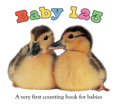 Baby 123 - Baby ABC Books (Board book)