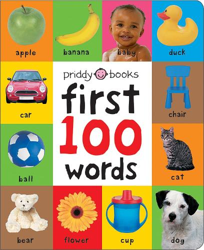 Words: First 100 Soft to Touch - First 100 Soft To Touch (Hardback)