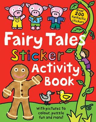 Fairy Tales: Preschool Sticker Activity - Preschool Sticker Activity (Paperback)