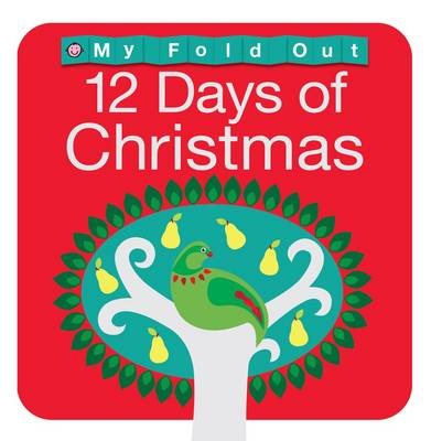 12 Days of Christmas (Board book)