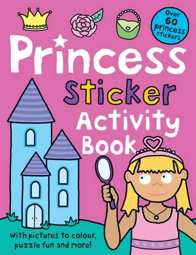 Princess: Preschool Sticker Activity - Preschool Sticker Activity (Paperback)