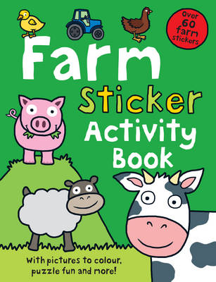 Farm: Preschool Sticker Activity - Preschool Sticker Activity (Paperback)