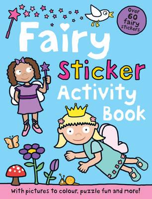 Fairy: Preschool Sticker Activity - Preschool Sticker Activity (Paperback)