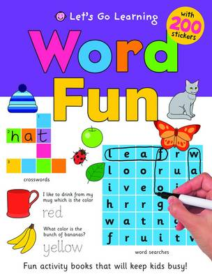 Word Fun - Let's Go Learning Big Books (Paperback)