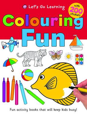 Colouring Fun - Let's Go Learning Big Books (Paperback)