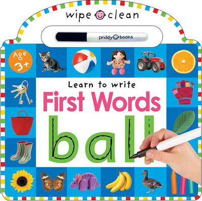 First Words: My First Priddy (Board book)
